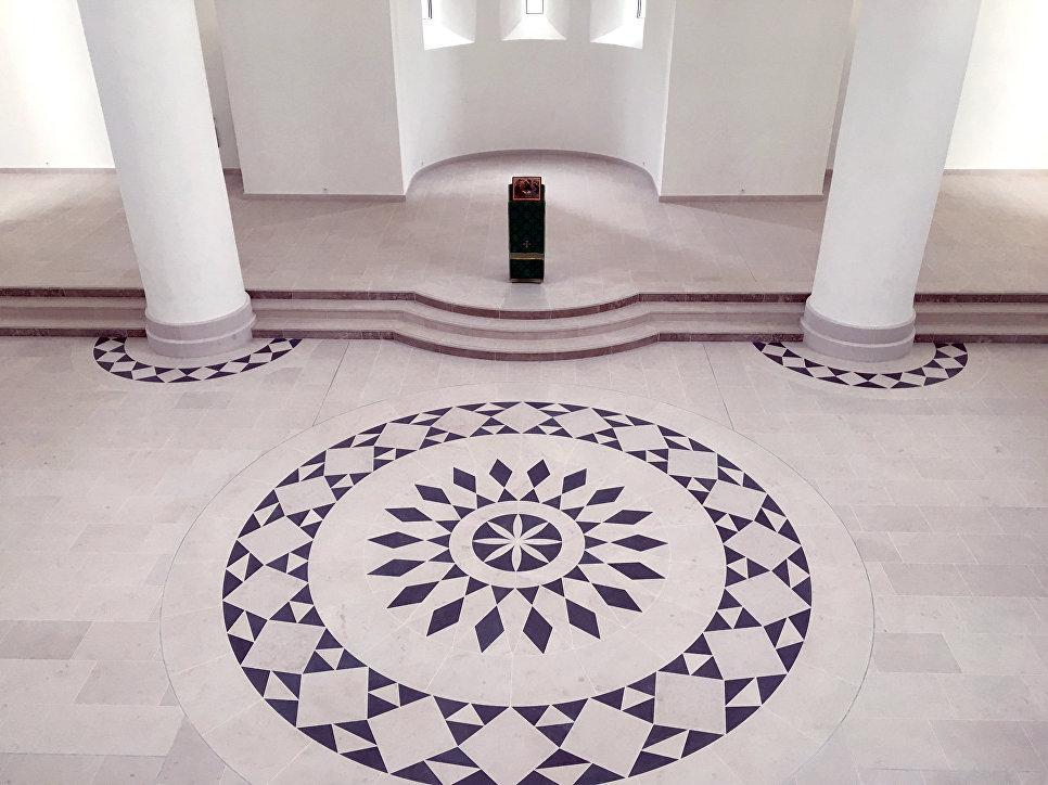 Открытие Русского духовно-культурного центра в Париже