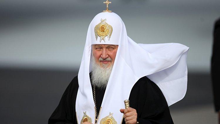 Патриарх Кирилл прибыл с визитом в Бразилию