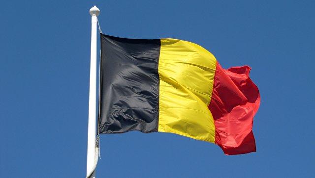 Флаг Бельгии. Архивное фото