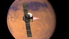 Межпланетный аппарат ЭкзоМарс-2016 с посадочным аппаратом Скиапарелли