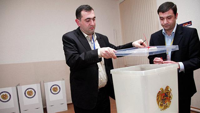 Парламент Армении обсудит поправки кИзбирательному кодексу
