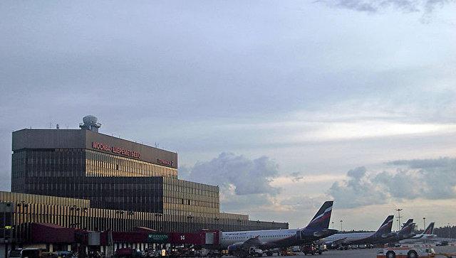 Терминал F в Шереметьево. Архивное фото