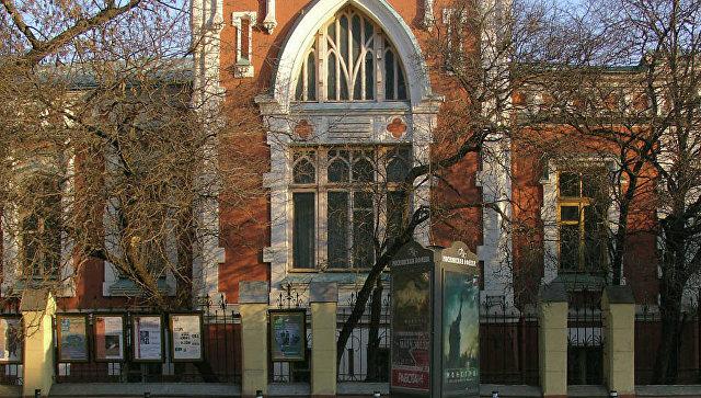 Государственный центральный Театральный музей им А.А. Бахрушина. Архивное фото