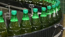 Пластиковая бутылка. Архивное фото