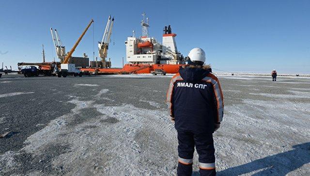 «Ямал СПГ» планирует залить 1-ый танкер сСПГ через год