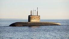 Дизель-электрическая подводная лодка Великий Новгород