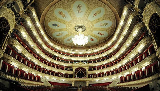 Большой театр оцифрует архивы имузейную коллекцию