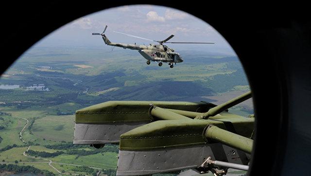 Вертолёты России идут на запад. Первая цель - Беларусь