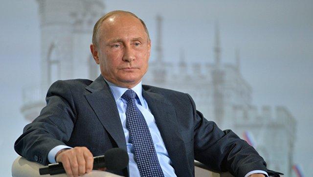 Газификация Крыма обеспечит полуостров стабильным электроснабжением— Путин