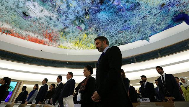 Заседание СПЧ ООН по ситуации в Сирии в Женеве. 21 октября 2016 года