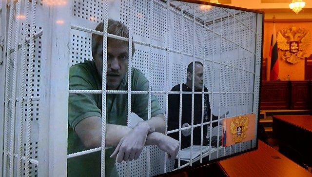 Русский суд добавил месяц ксроку заключения украинца Клыха