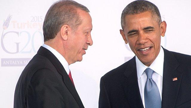 Эрдоган: турецкая армия непойдет всторону Алеппо