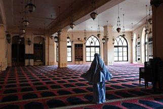 Cуннитская мечеть Мухаммад Аль-Амин в центре Бейрута