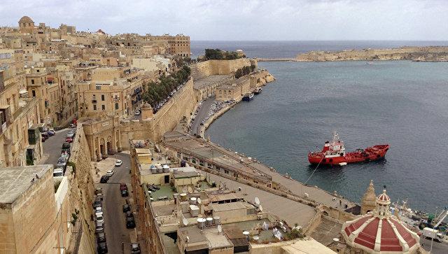 Вид Мальты. Архивное фото