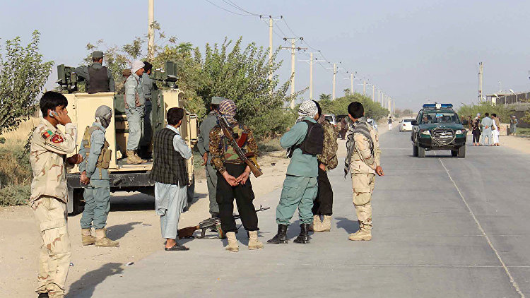 Минобороны Афганистана начало операцию по освобождению Кундуза