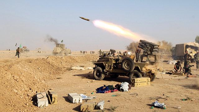 Армия Ирака отыскала подземный трёхкилометровый тоннель, ведущий вцентр Мосула