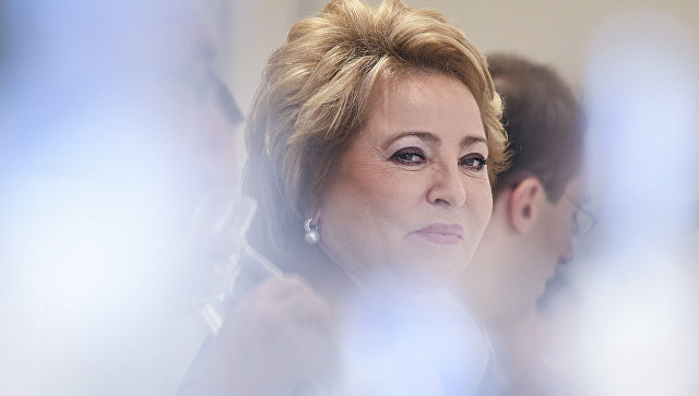 Матвиенко: Москва иТокио работают над текстом мирного контракта