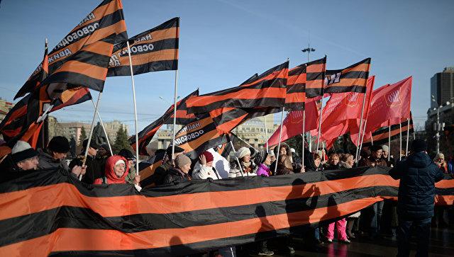 ВДень народного единства вЕкатеринбурге состоится восемь митингов ишествий