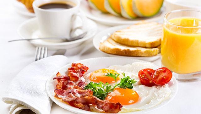 Завтрак. Архивное фото