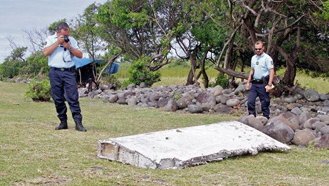 Специалисты назвали возможный сценарий падения пропавшего MH370