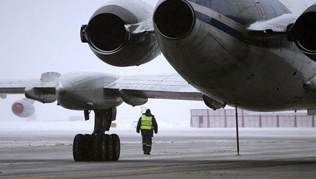 В столице отменили неменее 60 рейсов из-за приближающегося снегопада— «Оранжевый» код метеоопасности
