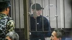 Приговоренный к смертной казни Руслан Кулекбаев, обвинявшийся в убийстве 10 человек в Казахстане
