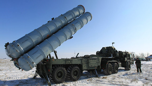 РФ начала производство С-400 для поставки Китаю
