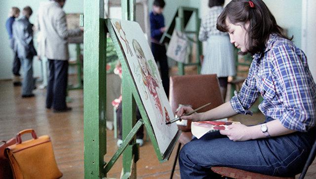 ВТалдомском районе Подмосковья после ремонта открылась школа искусств