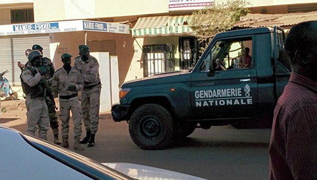 Сотрудники сил безопасности Мали. Архивное фото