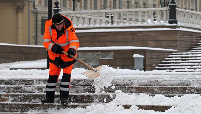 Cотрудники экстренных служб Подмосковья перешли врежим повышенной готовности из-за ожидаемых снегопадов