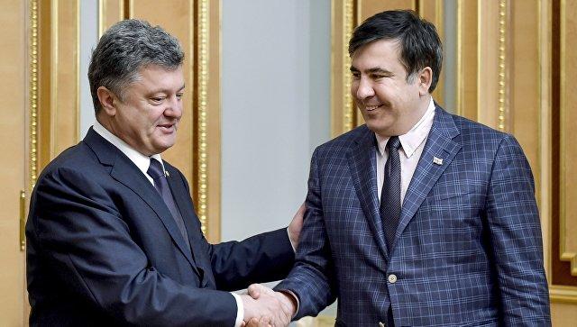 Порошенко ждет судьба Саакашвили, считают в ЛНР
