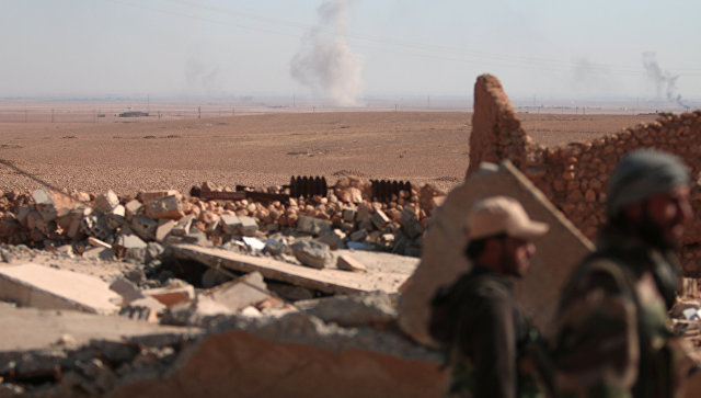 Ситуация в Ракке