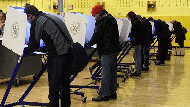 ВСША закрылся последний избирательный участок— Клинтон vsТрамп