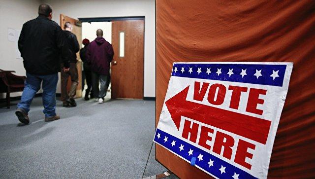 ВСША завершилось голосование навыборах президента