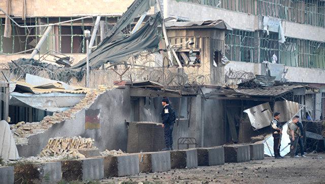 Талибан совершил нападение наконсульство Германии вКабуле