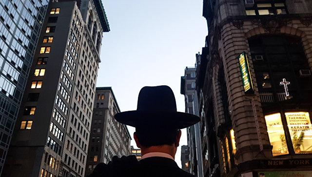 На 5-й Авеню в Нью-Йорке