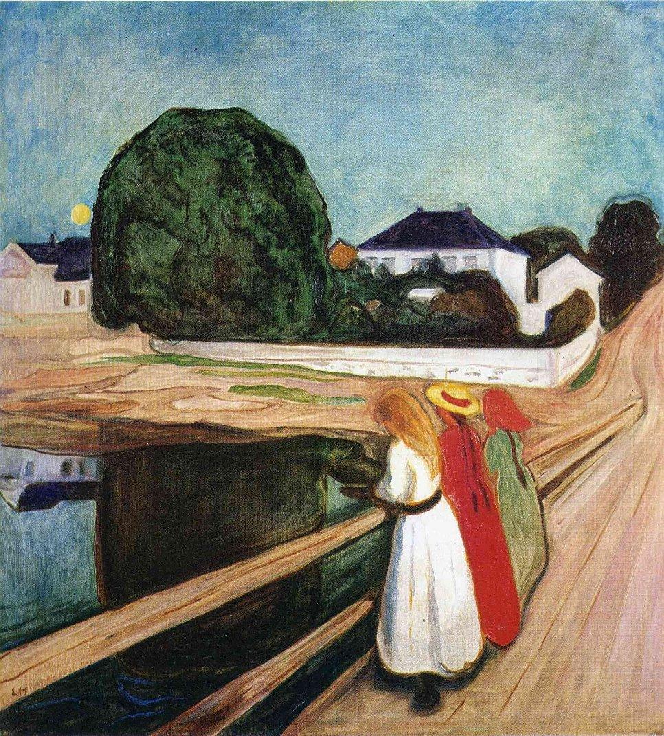 Картина Эдварда Мунка продана за54,5 млн долларов
