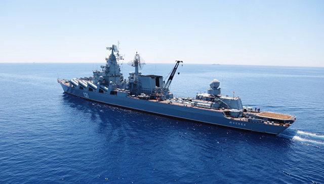 реакция турецкого президента на крейсер москва
