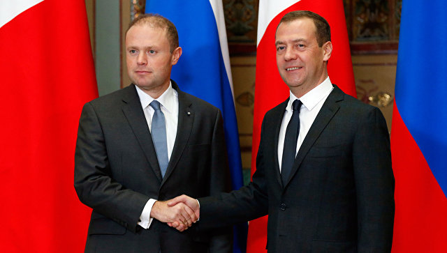 Медведев: деградацию отношений Российской Федерации иЕС нужно заканчивать