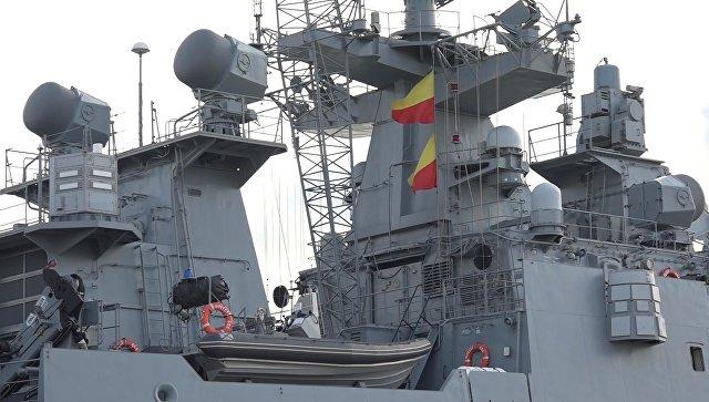 Головной сторожевой корабль Адмирал Григорович. Архивное фото