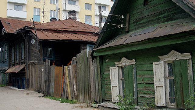 Игнатьев предложил Путину 5 способов расселения аварийного жилья
