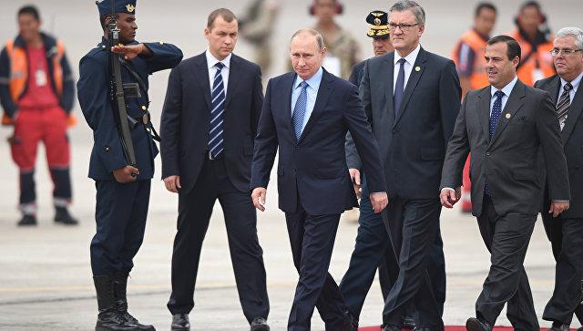 Путин провел наполях саммита АТС встречи слидерами стран АТР