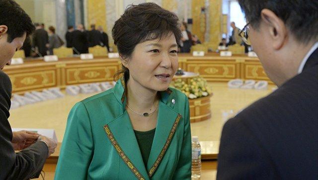 Оппозиция вЮжной Корее настаивает наимпичменте президента