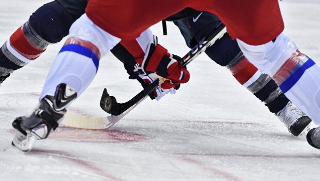 Хоккей, архивное фото