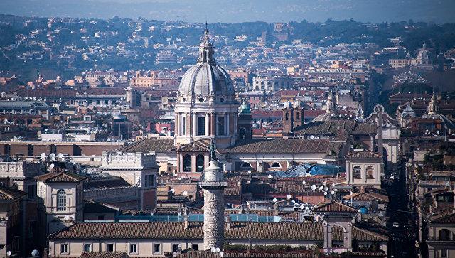 Страны мира. Рим. Архивное фото