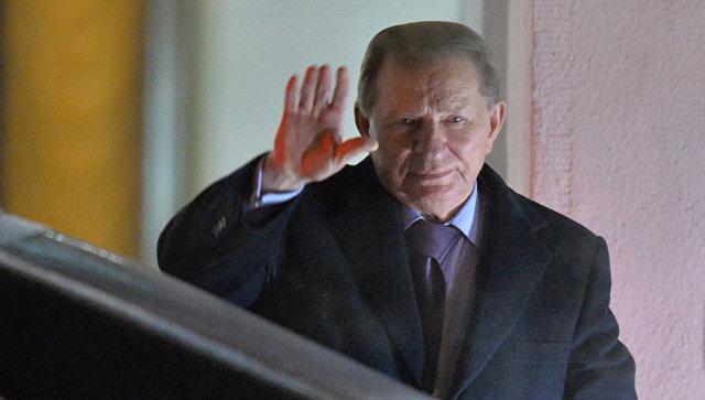 Кучма заявил, что Украина никогда не была полноценным государством