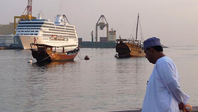 В Омане во время тропического циклона погиб ребенок