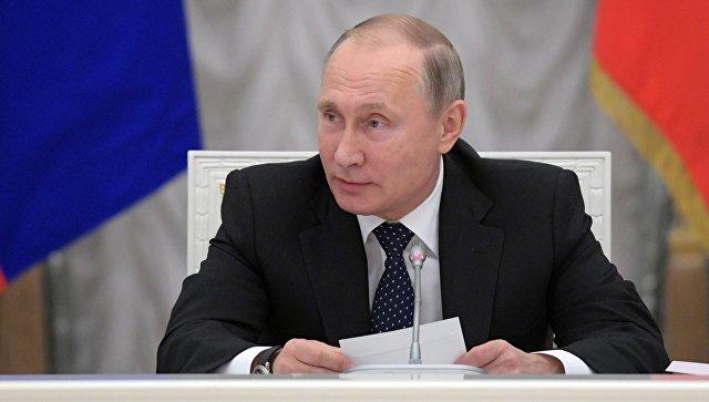 Путин поведал одеградации западной демократии
