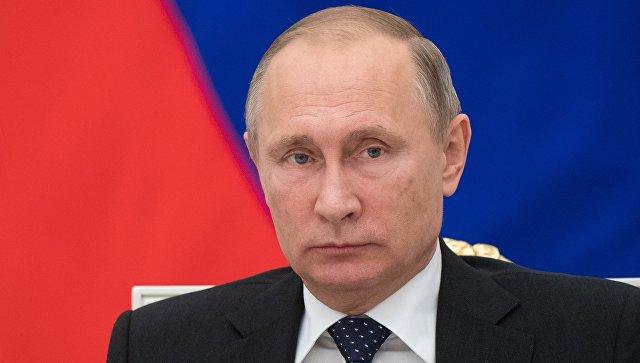 Путин позитивно оценил запрет ряда русских СМИ вевропейских странах
