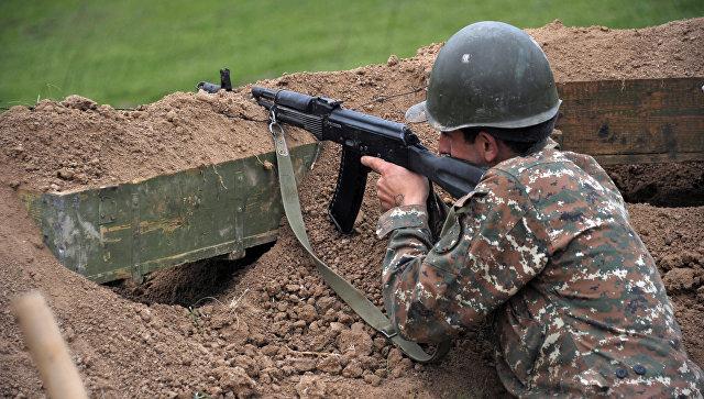 Мониторинг налинии соприкосновения войск Азербайджана иАрмении закончился без инцидента